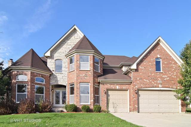 1686 Heron Way, Hoffman Estates, IL 60192 (MLS #11065162) :: The Spaniak Team