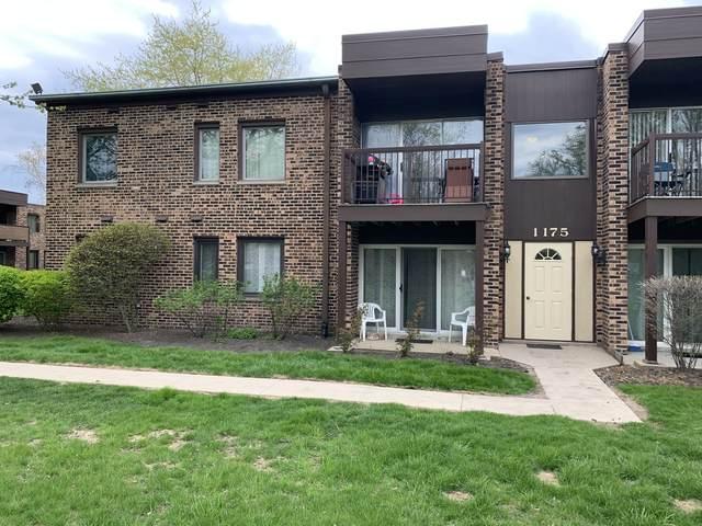 1175 Pleasant Run Drive #401, Wheeling, IL 60090 (MLS #11065171) :: Littlefield Group