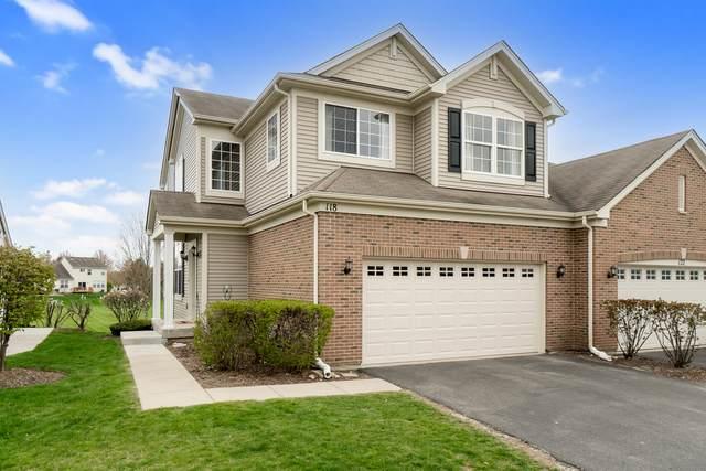 118 Regent Drive, Gilberts, IL 60136 (MLS #11065189) :: Suburban Life Realty