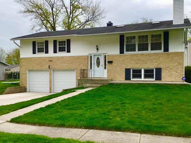 1049 E Fosket Drive, Palatine, IL 60074 (MLS #11065191) :: Helen Oliveri Real Estate