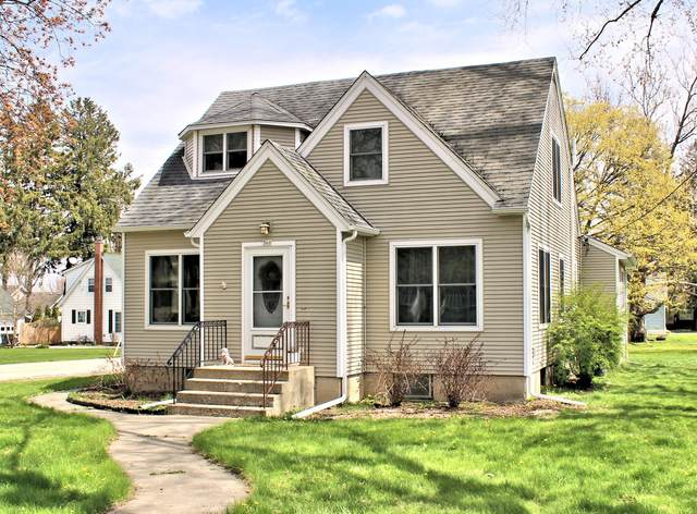 360 N Elm Street, Waterman, IL 60556 (MLS #11065216) :: Littlefield Group