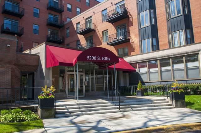 5200 S Ellis Avenue #419, Chicago, IL 60615 (MLS #11065744) :: Littlefield Group