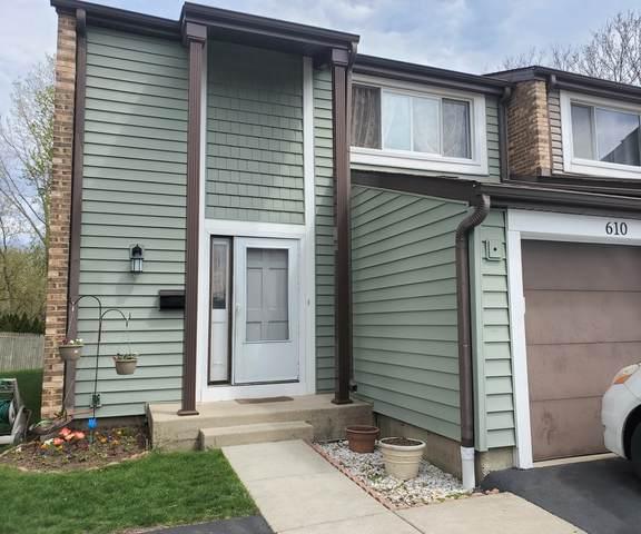 610 Westwood Court, Wheeling, IL 60090 (MLS #11065760) :: Helen Oliveri Real Estate