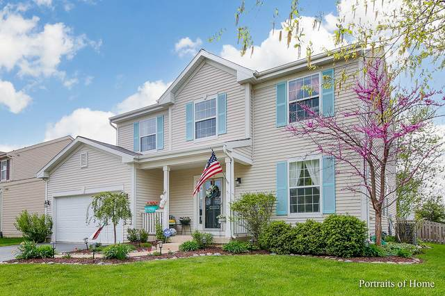 2890 Frances Lane, Montgomery, IL 60538 (MLS #11065764) :: BN Homes Group