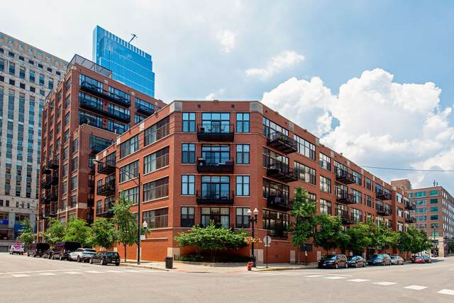333 W Hubbard Street #1006, Chicago, IL 60654 (MLS #11066238) :: Littlefield Group