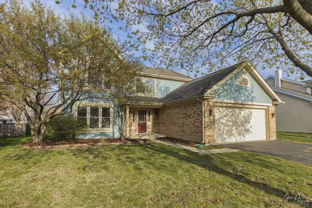 414 Farmhill Circle, Wauconda, IL 60084 (MLS #11066277) :: Helen Oliveri Real Estate