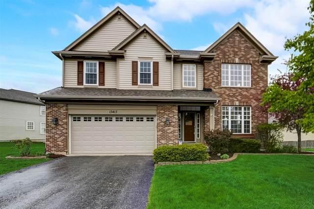 13413 Morning Mist Place, Plainfield, IL 60585 (MLS #11066366) :: Helen Oliveri Real Estate