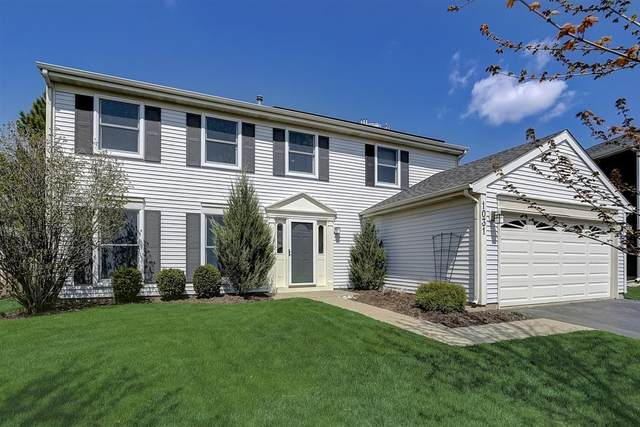 1031 Hill Crest Drive, Carol Stream, IL 60188 (MLS #11066482) :: Helen Oliveri Real Estate