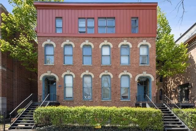 2448 N Seminary Avenue 3B, Chicago, IL 60614 (MLS #11066489) :: Littlefield Group