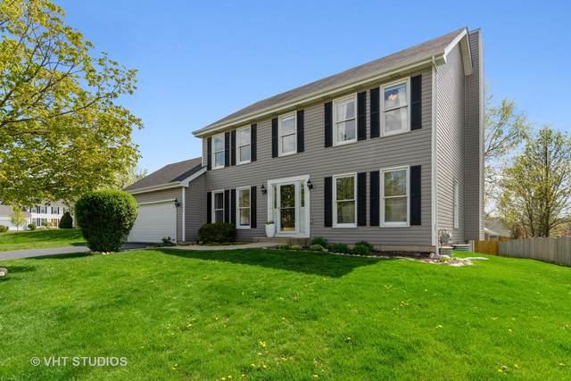 704 Terry Lane, North Aurora, IL 60542 (MLS #11066614) :: Carolyn and Hillary Homes