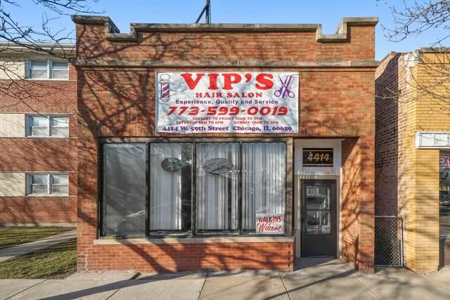 4414 W 59th Street, Chicago, IL 60629 (MLS #11066690) :: Helen Oliveri Real Estate