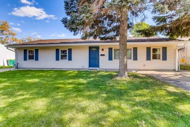 217 Gordon Avenue, Romeoville, IL 60446 (MLS #11066795) :: Helen Oliveri Real Estate