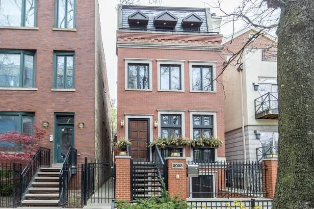 2025 W Saint Paul Avenue, Chicago, IL 60647 (MLS #11066832) :: Lewke Partners
