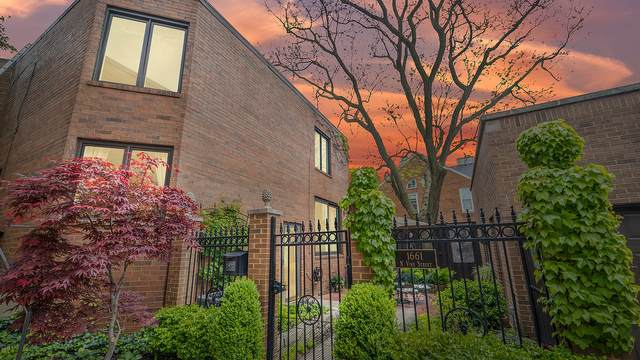 1661 N Vine Street, Chicago, IL 60614 (MLS #11066855) :: Angela Walker Homes Real Estate Group