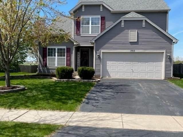 1505 Kempton Street, Joliet, IL 60431 (MLS #11066874) :: Helen Oliveri Real Estate