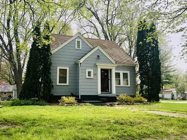 501 E Lincoln Street, ST. JOSEPH, IL 61873 (MLS #11066937) :: Ryan Dallas Real Estate