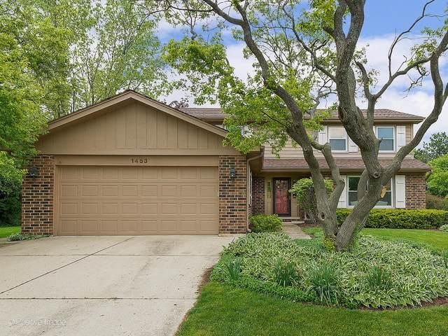 1453 Gainesboro Court, Wheaton, IL 60189 (MLS #11066944) :: Ani Real Estate