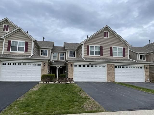 496 Majestic Lane, Oswego, IL 60543 (MLS #11066953) :: Helen Oliveri Real Estate