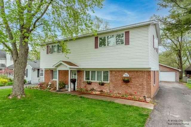 1909 Terrace Road, Homewood, IL 60430 (MLS #11066969) :: Helen Oliveri Real Estate