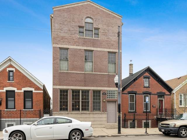 2141 W 18th Street #1, Chicago, IL 60608 (MLS #11066986) :: Helen Oliveri Real Estate