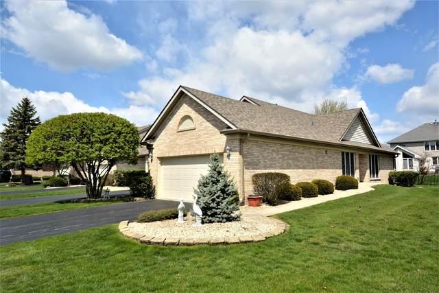 7810 Bristol Park Drive, Tinley Park, IL 60477 (MLS #11067012) :: Helen Oliveri Real Estate