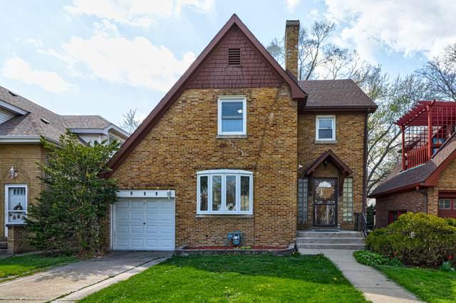 330 Bellwood Avenue, Bellwood, IL 60104 (MLS #11067033) :: Janet Jurich