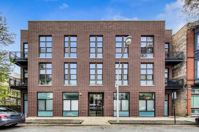 1319 N Wood Street 3D, Chicago, IL 60622 (MLS #11067232) :: Ryan Dallas Real Estate