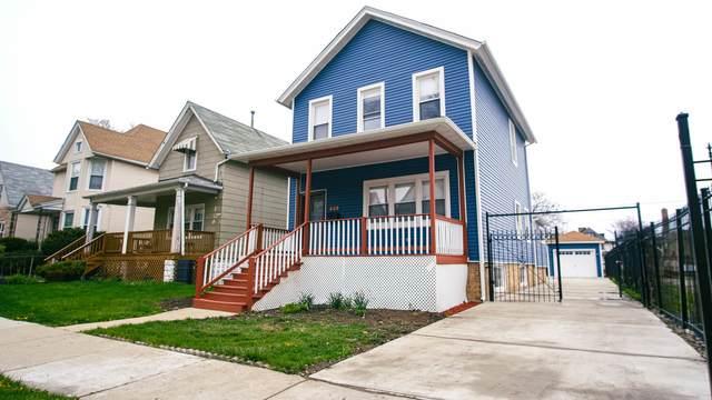 817 N Parkside Avenue, Chicago, IL 60651 (MLS #11067283) :: The Spaniak Team