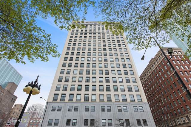 910 S Michigan Avenue #901, Chicago, IL 60605 (MLS #11067313) :: Littlefield Group
