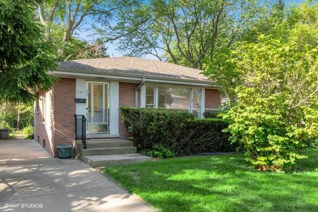 2907 Wilmette Avenue, Wilmette, IL 60091 (MLS #11067335) :: BN Homes Group