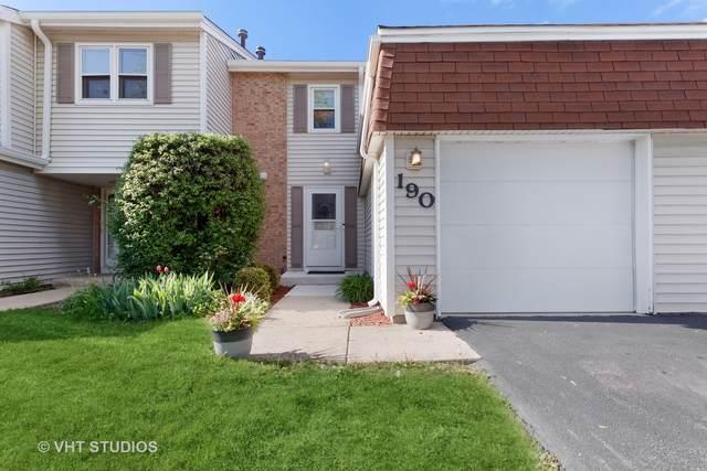 190 Jeffrey Lane, Bolingbrook, IL 60440 (MLS #11067359) :: O'Neil Property Group