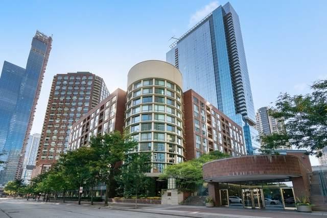 Address Not Published, Chicago, IL 60611 (MLS #11067713) :: Helen Oliveri Real Estate