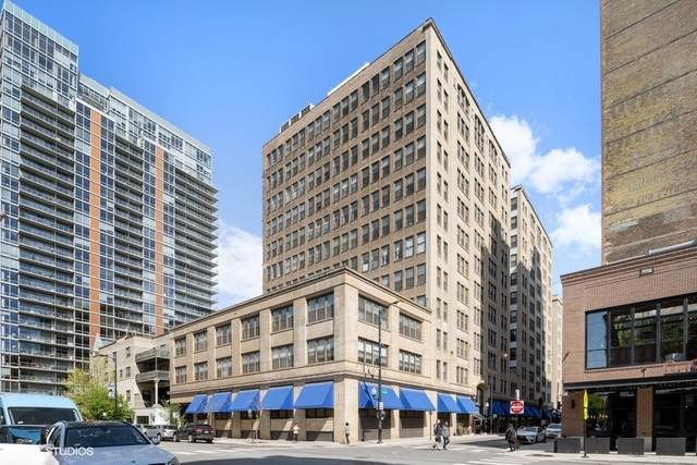 740 S Federal Street #206, Chicago, IL 60605 (MLS #11067741) :: Rossi and Taylor Realty Group