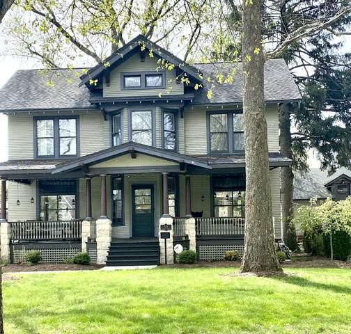 526 E Chicago Avenue, Naperville, IL 60540 (MLS #11067825) :: BN Homes Group