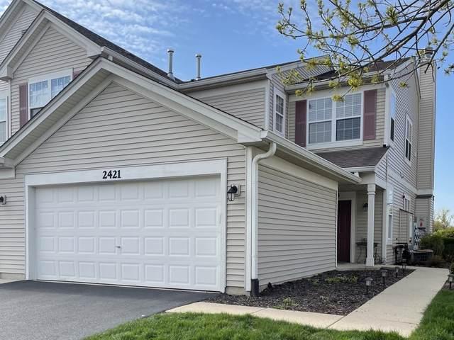 2421 Golf Ridge Circle #2421, Naperville, IL 60563 (MLS #11067905) :: Littlefield Group