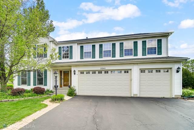 2241 Moser Lane, Algonquin, IL 60102 (MLS #11067933) :: Lewke Partners