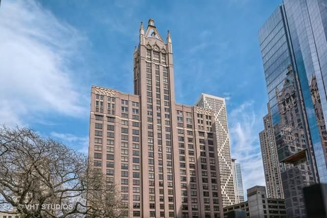 680 N Lake Shore Drive #804, Chicago, IL 60611 (MLS #11067934) :: Helen Oliveri Real Estate
