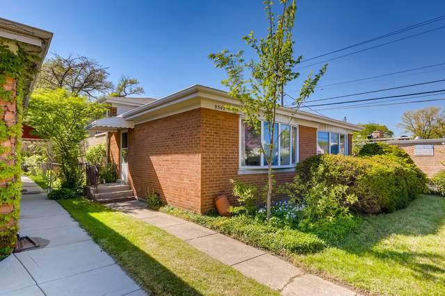 8342 Keystone Avenue, Skokie, IL 60076 (MLS #11067938) :: Helen Oliveri Real Estate