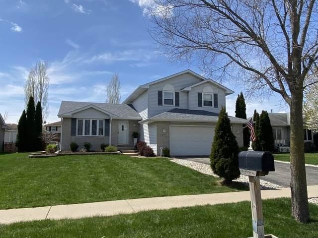 2717 Ruth Fitzgerald Drive, Plainfield, IL 60586 (MLS #11068167) :: Helen Oliveri Real Estate