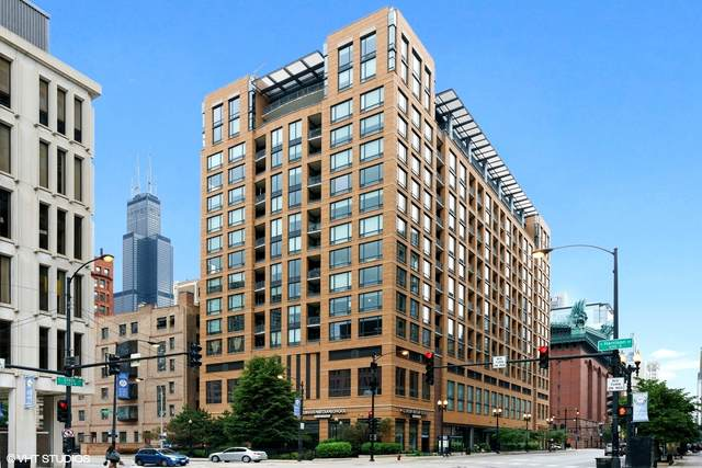 520 S State Street #1727, Chicago, IL 60605 (MLS #11068190) :: Littlefield Group