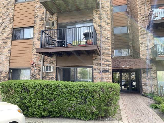 8970 N Parkside Avenue C106, Des Plaines, IL 60016 (MLS #11068243) :: Littlefield Group