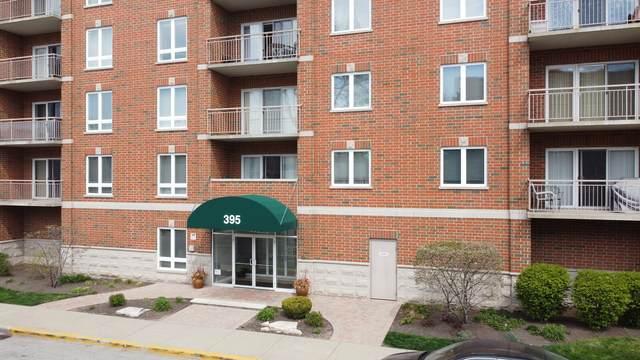 395 Graceland Avenue #504, Des Plaines, IL 60016 (MLS #11068246) :: Littlefield Group