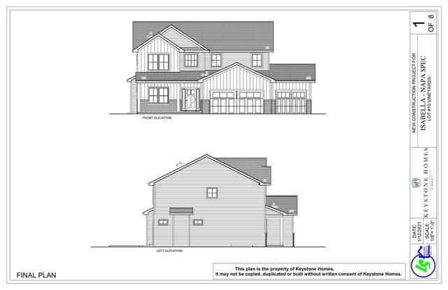3600 Napa Lane, Normal, IL 61761 (MLS #11068296) :: Helen Oliveri Real Estate