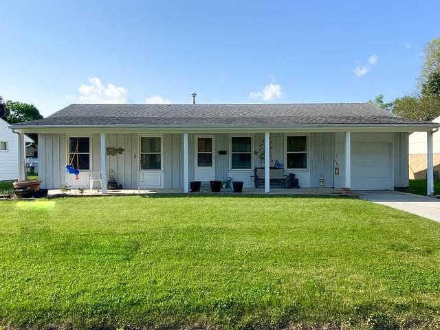 731 Eastview Drive, Rantoul, IL 61866 (MLS #11068369) :: Ryan Dallas Real Estate