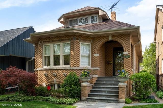 4918 W Balmoral Avenue, Chicago, IL 60630 (MLS #11068415) :: Helen Oliveri Real Estate