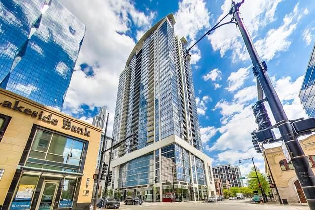100 E 14th Street #1705, Chicago, IL 60605 (MLS #11068449) :: Helen Oliveri Real Estate