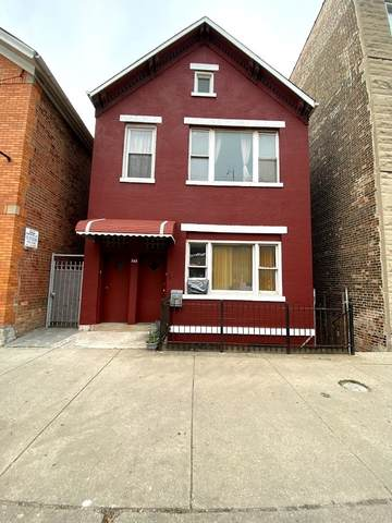 242 W 26th Street, Chicago, IL 60616 (MLS #11068508) :: Helen Oliveri Real Estate