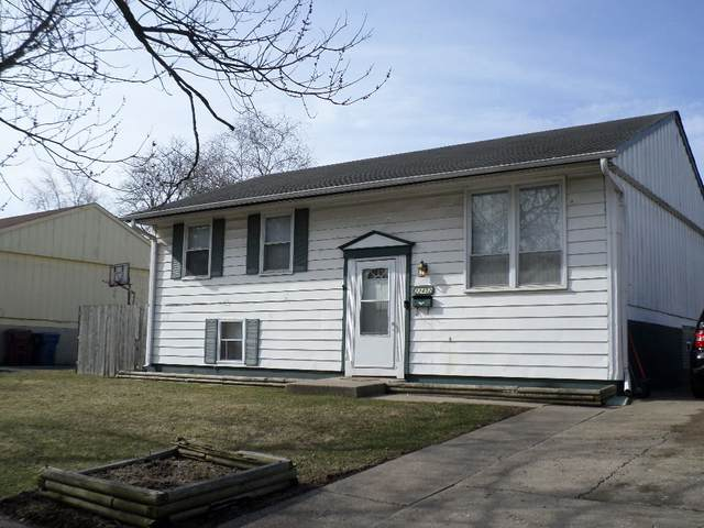 22452 Chappel Avenue, Sauk Village, IL 60411 (MLS #11068524) :: Helen Oliveri Real Estate
