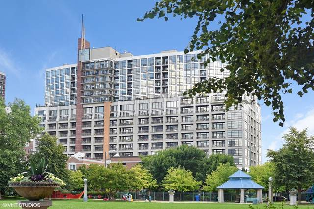 1530 S State Street 15E, Chicago, IL 60605 (MLS #11068559) :: Helen Oliveri Real Estate