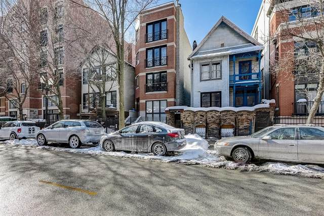1512 N Sedgwick Street #3, Chicago, IL 60610 (MLS #11068740) :: Touchstone Group